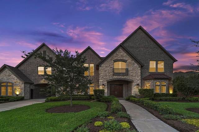 34 Lake Como Drive, Missouri City, TX 77459 (MLS #9870567) :: The Heyl Group at Keller Williams