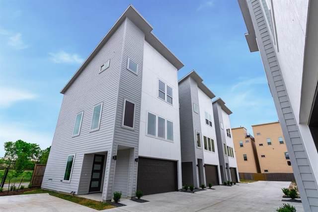 4814 Martin Oaks Lane, Houston, TX 77018 (MLS #98706447) :: The Heyl Group at Keller Williams