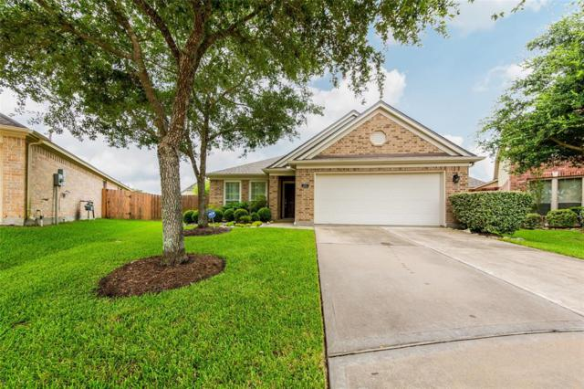 2807 Highland Lake Court, Pearland, TX 77584 (MLS #9873592) :: Caskey Realty