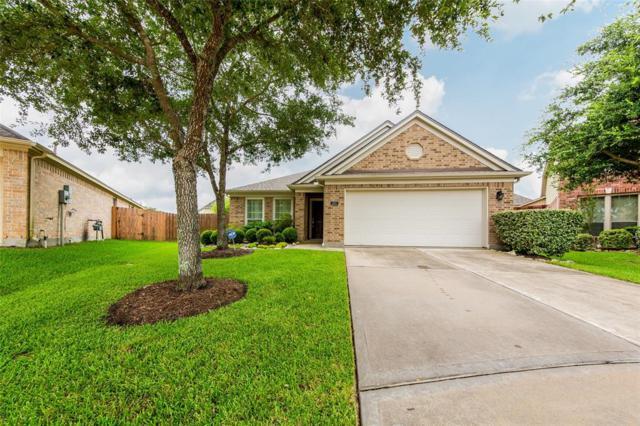 2807 Highland Lake Court, Pearland, TX 77584 (MLS #9873592) :: Giorgi Real Estate Group
