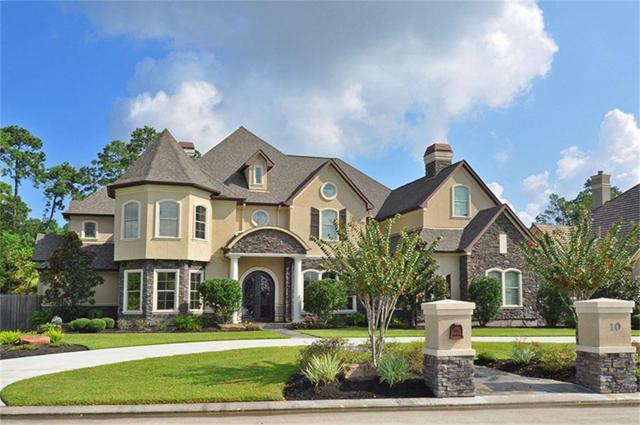 10 Oak Cove Lane, Humble, TX 77346 (MLS #98737942) :: Red Door Realty & Associates
