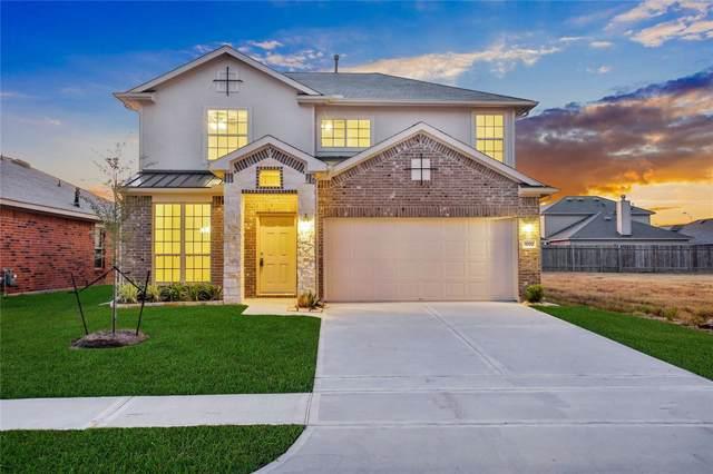 3702 Yellow Arbor Drive, Humble, TX 77338 (MLS #98743734) :: TEXdot Realtors, Inc.