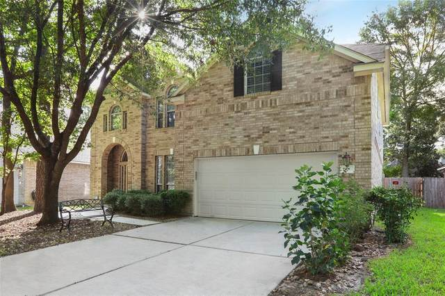 38 S Rambling Ridge Place, The Woodlands, TX 77385 (MLS #98747451) :: The SOLD by George Team