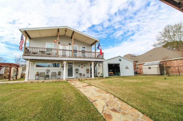 357 Governor Hogg Drive, Point Blank, TX 77364 (MLS #98756914) :: The Sansone Group