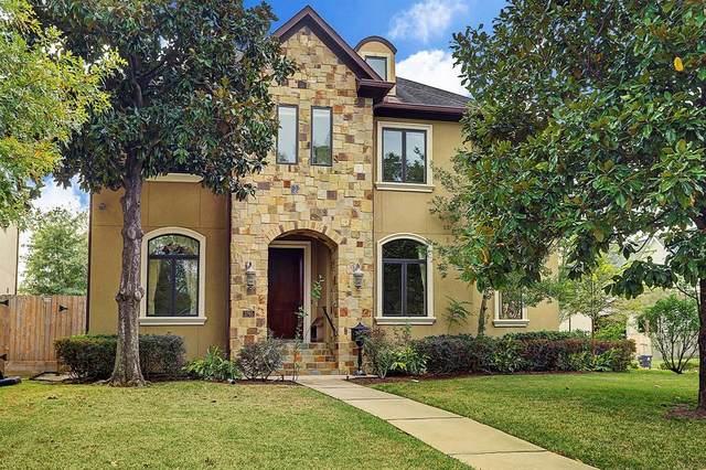 3765 Drummond Street, Houston, TX 77025 (MLS #98769547) :: The Bly Team