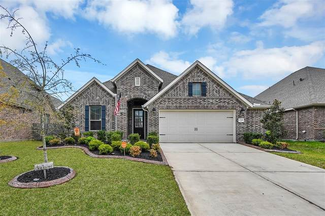 2714 Sterling Heights Lane, Spring, TX 77385 (#9877356) :: ORO Realty