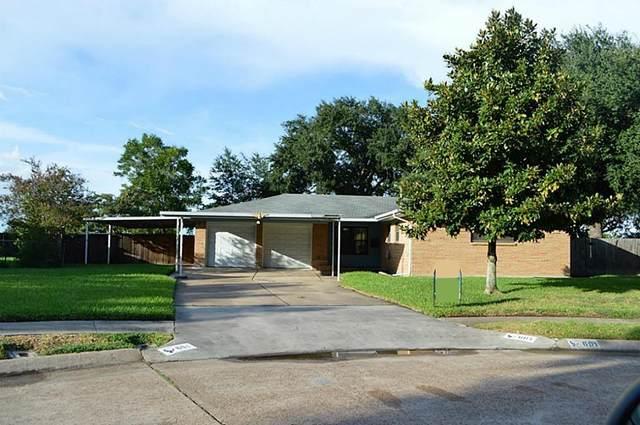 601 Mark Street, Deer Park, TX 77536 (MLS #98775251) :: NewHomePrograms.com LLC
