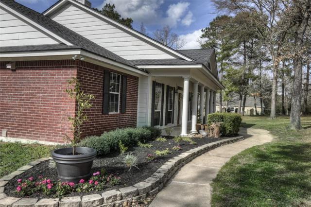 2111 E Blue Lake Drive, Magnolia, TX 77354 (MLS #98779508) :: Krueger Real Estate
