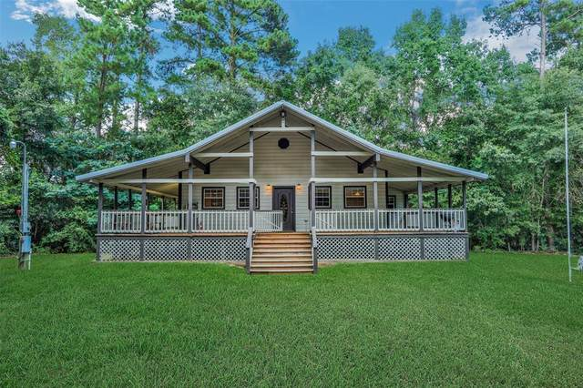 25655 Roping Pen Road, Splendora, TX 77372 (MLS #98791928) :: The Heyl Group at Keller Williams