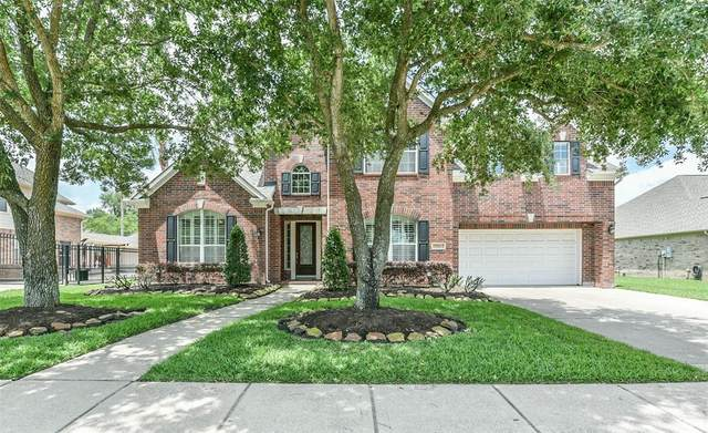 2110 Verona Drive, Pearland, TX 77581 (MLS #98795641) :: Ellison Real Estate Team