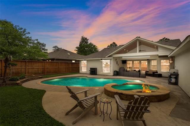 25125 Aughton Drive, Spring, TX 77389 (MLS #98795831) :: The Parodi Team at Realty Associates