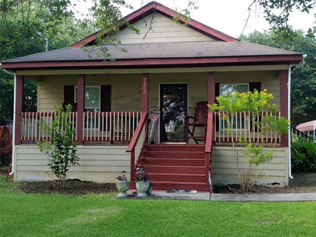 7102 Speaker Street, Hitchcock, TX 77563 (MLS #98820694) :: The Parodi Team at Realty Associates