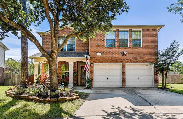 17323 Meria Coves Drive, Houston, TX 77095 (MLS #98825705) :: The Jill Smith Team