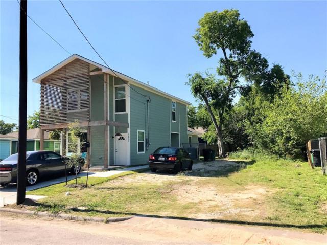1217 E 34th Street, Houston, TX 77022 (MLS #98830027) :: Caskey Realty