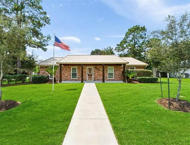 3726 Cambridge Street, Alvin, TX 77511 (MLS #98838052) :: The Heyl Group at Keller Williams