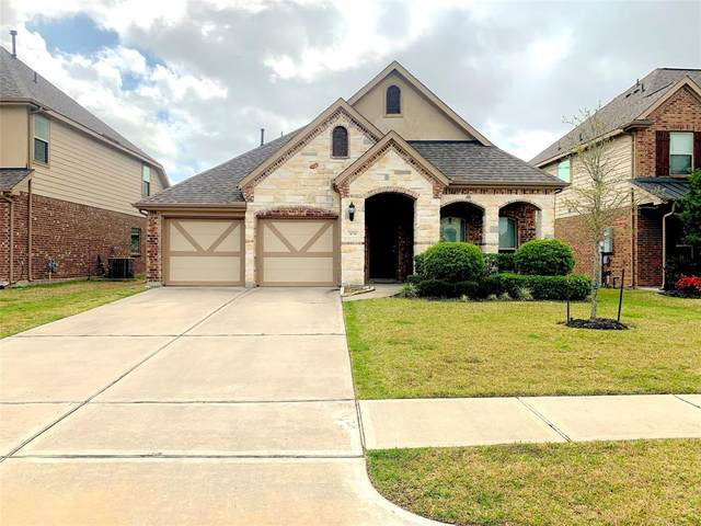 3036 Monticello Pines Lane, League City, TX 77573 (MLS #98848472) :: The Bly Team