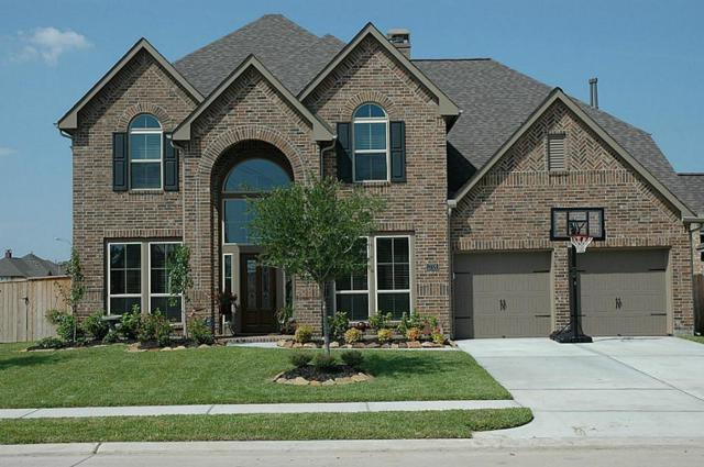 13709 Sunset Harbor Drive, Pearland, TX 77584 (MLS #98849965) :: Fairwater Westmont Real Estate