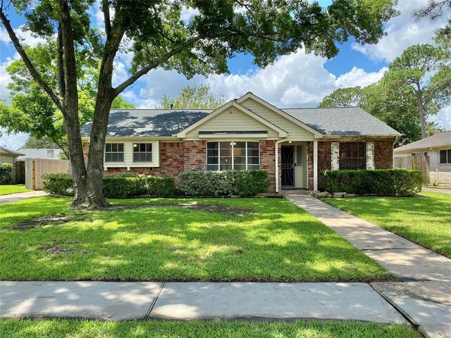12007 Meadowhollow Drive, MEADOWS Place, TX 77477 (MLS #98861921) :: The SOLD by George Team