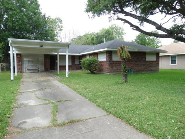 13 S Pin Oak Drive, Texas City, TX 77591 (MLS #98864250) :: Texas Home Shop Realty