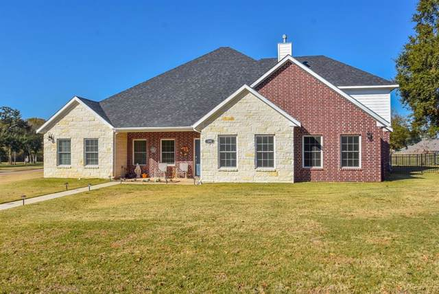 245 Hogan Lane, Hempstead, TX 77445 (MLS #98879479) :: The Heyl Group at Keller Williams