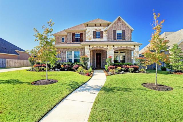 2408 Lake Shadows Lane, Friendswood, TX 77546 (MLS #98886168) :: The SOLD by George Team