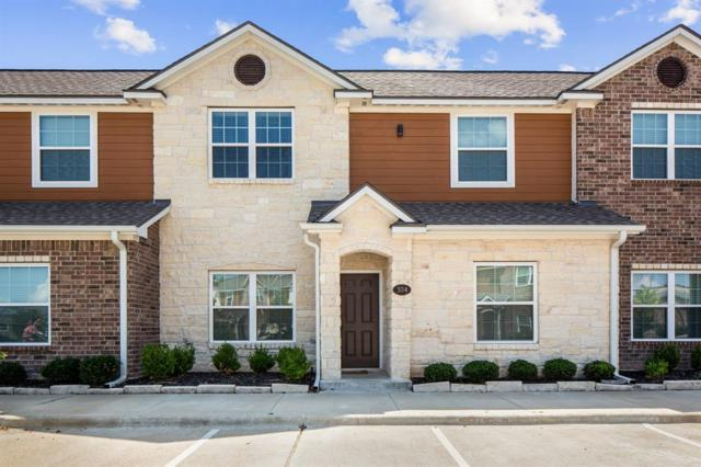 301 Southwest Parkway #304, College Station, TX 77840 (MLS #98894210) :: The Bly Team