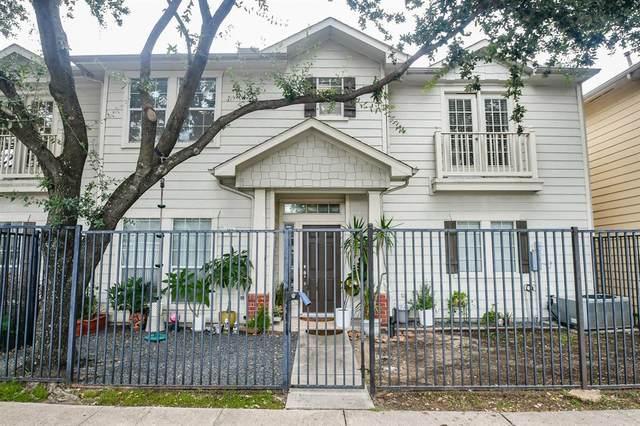 313 Hogan Street, Houston, TX 77009 (MLS #9889918) :: Lerner Realty Solutions