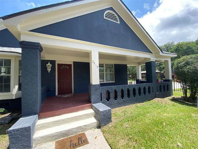 2919 Eagle Street, Houston, TX 77004 (MLS #9890389) :: The SOLD by George Team