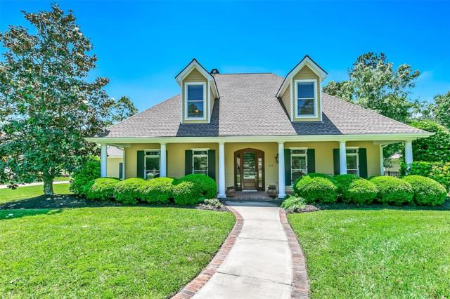 10827 Clubhouse Circle, Magnolia, TX 77354 (MLS #98914483) :: The Collective Realty Group