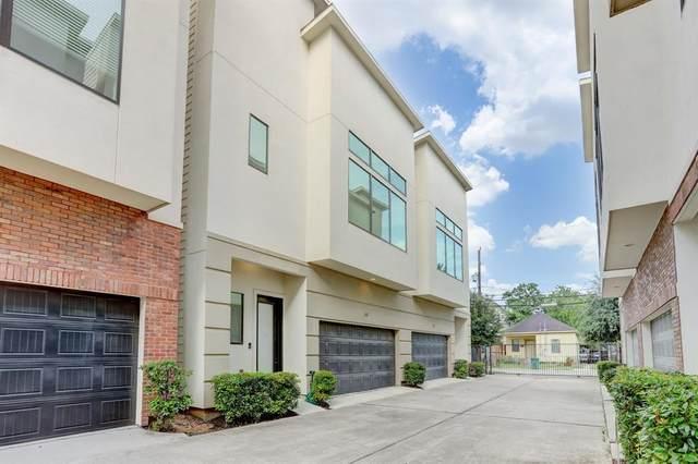 64 N Hutcheson Street, Houston, TX 77003 (MLS #98916328) :: The Freund Group