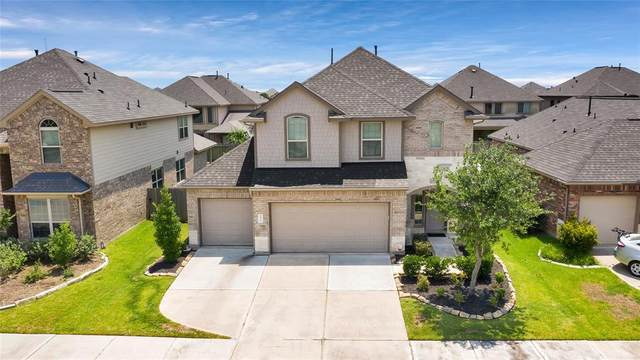 16919 Iver Ironwood Trail, Richmond, TX 77407 (MLS #98918904) :: The Heyl Group at Keller Williams