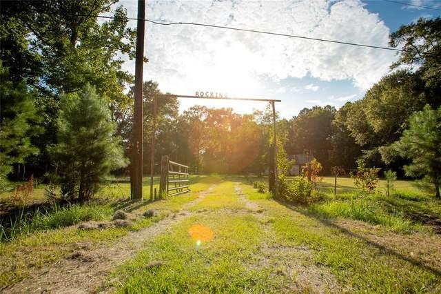 12492 Crockett Martin Road, Conroe, TX 77306 (MLS #98921413) :: The Home Branch