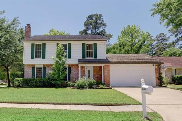 25303 Beaverwood Drive, Spring, TX 77373 (MLS #98926473) :: Giorgi Real Estate Group