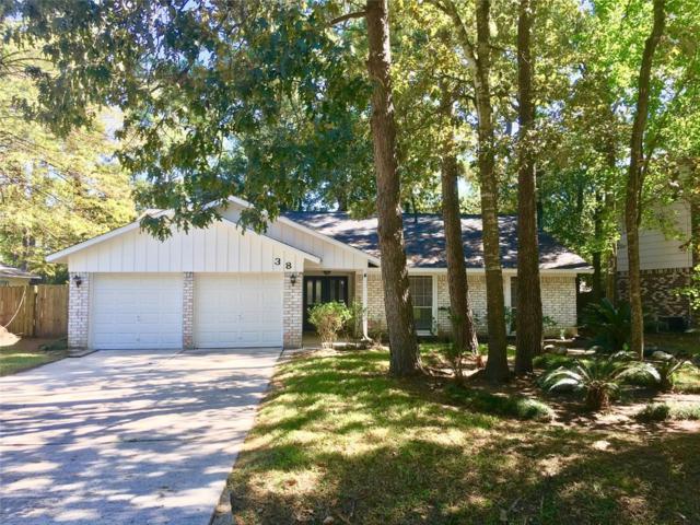 38 Maple Branch Street, The Woodlands, TX 77380 (MLS #98934826) :: Krueger Real Estate