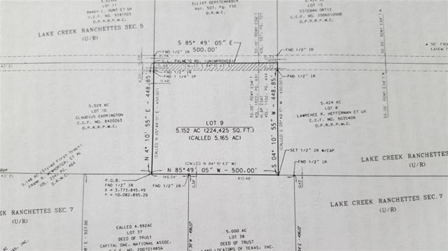 Lot 9 Palmetto, Magnolia, TX 77354 (MLS #98936789) :: Giorgi Real Estate Group