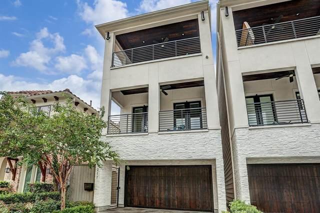 217 Malone Street, Houston, TX 77007 (MLS #98953376) :: Caskey Realty