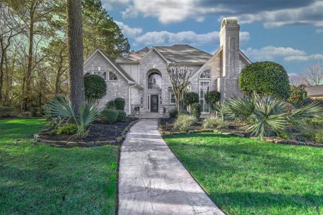 5903 Soaring Pine Court, Kingwood, TX 77345 (MLS #98953970) :: Rachel Lee Realtor