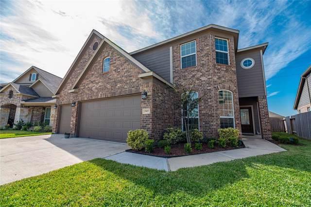 2907 Mountain Elm Trail, Katy, TX 77493 (MLS #98960760) :: TEXdot Realtors, Inc.