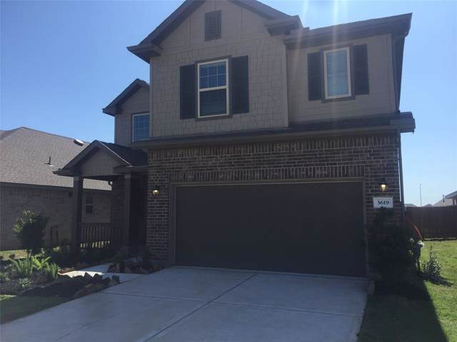 3619 Dancing Daisy Lane, Richmond, TX 77406 (MLS #98960985) :: The Home Branch