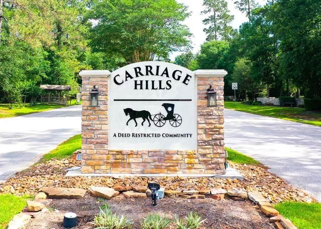 0000 Coachlight Lane, Conroe, TX 77384 (MLS #9896819) :: My BCS Home Real Estate Group