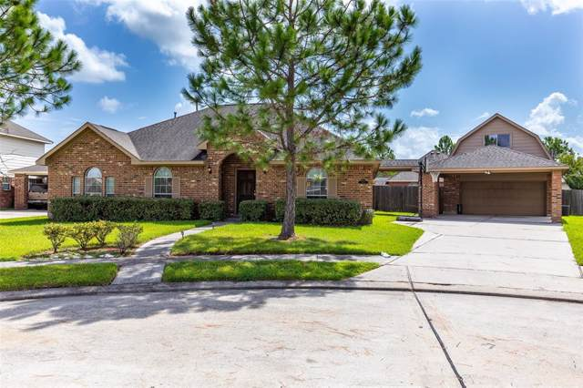3405 Kleberg Court, Pearland, TX 77584 (MLS #98968950) :: The Bly Team