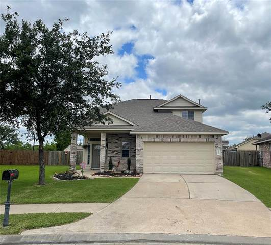 8322 Sand Plum Lane, Baytown, TX 77523 (#98969133) :: ORO Realty