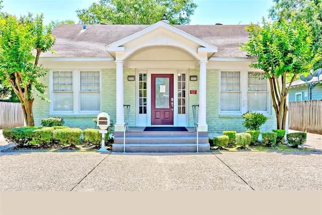 2579 Liberty Street, Beaumont, TX 77702 (MLS #98980206) :: Green Residential