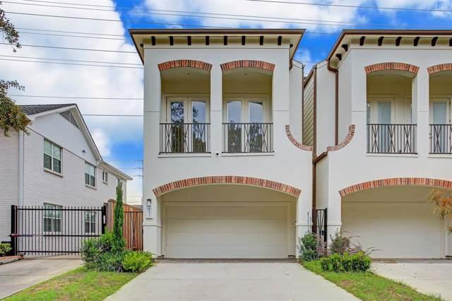 2124 Banks Street, Houston, TX 77098 (MLS #98985448) :: Phyllis Foster Real Estate