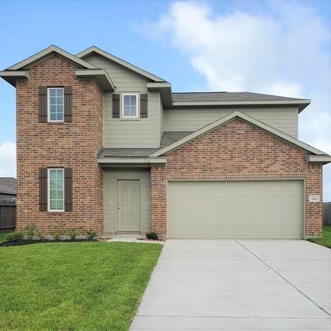 7819 Quartz Lane, Texas City, TX 77591 (MLS #98986282) :: The Property Guys