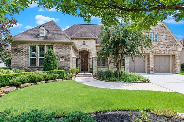95 W Cresta Bend Place, The Woodlands, TX 77389 (MLS #98996230) :: KJ Realty Group