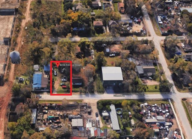 8226 Fillmore Street, Houston, TX 77029 (MLS #9911395) :: The SOLD by George Team