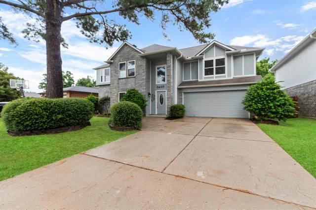 5437 Princeton Drive, Katy, TX 77493 (MLS #9917121) :: The Home Branch