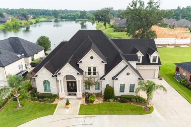 203 Arrowhead Drive, Lake Jackson, TX 77566 (MLS #99261140) :: Texas Home Shop Realty
