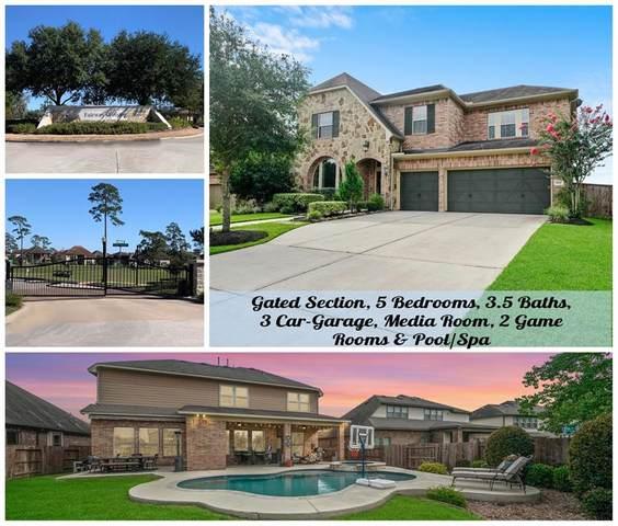 8110 Caroline Ridge Drive, Humble, TX 77396 (MLS #9931389) :: The Freund Group
